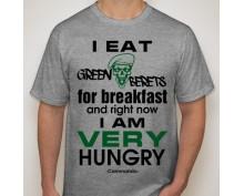 Мъжка тениска с щампа 23