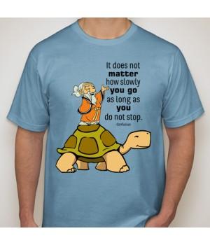 Мъжка тениска с щампа 03