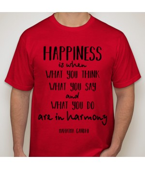 Мъжка тениска с щампа 09