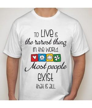 Мъжка тениска с щампа 11