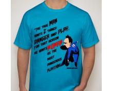 Мъжка тениска с щампа 12