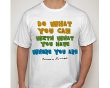 Мъжка тениска с щампа 16