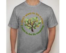 Мъжка тениска с щампа 15