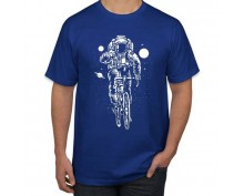 Men life style  Astronaut Bicycle