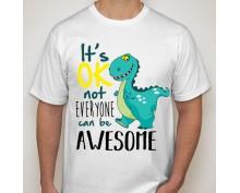 Мъжка тениска с щампа 04