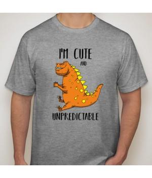Мъжка тениска с щампа 05
