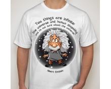Мъжка тениска с щампа 06