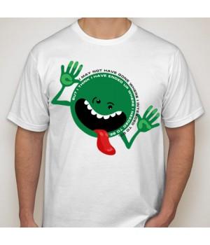 Мъжка тениска с щампа 10