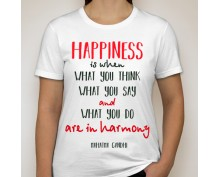 Lady life style  t-shirt 08