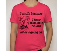 Дамска тениска с щампа 15