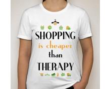 Lady life style  t-shirt 18