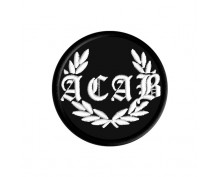 Нашивка A.C.A.B. - 004