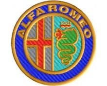 Нашивка  Alfa Romeo