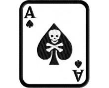 Нашивка Black Spades