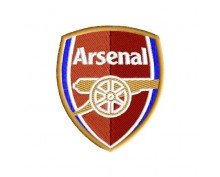 FC  Arsenal embroidered patch