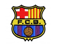 Нашивка FC Barcelona