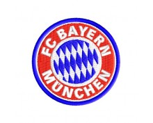 FC Bayern Munchen embroidered patch
