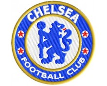 FC Chelsea embroidered patch