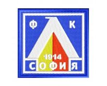 Нашивка ФК Левски София