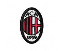 AC Milan embroidered patch