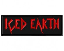Нашивка Iced Earth
