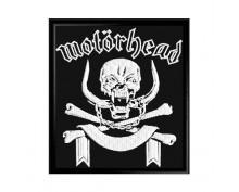 Нашивка Motorhead overkill