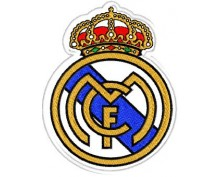 Нашивка FC Real Madrid