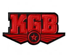 Нашивка КГБ
