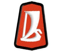 LADA embroidered patch
