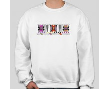 Пуловер с шевица 015
