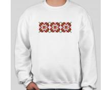 Пуловер с шевица 006