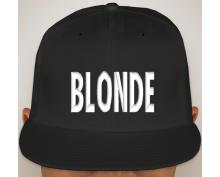 Snapback hat Blonde