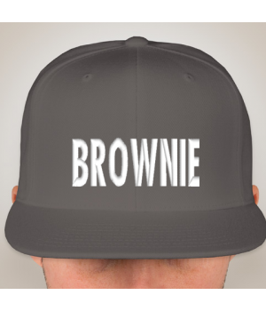 Snapback hat Brownie