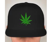 Snapback hat Marihuana