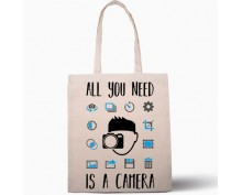 Чанта All you need is camera