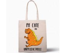 Чанта I am cute