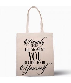 Чанта   Beauty begins ...