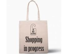 Чанта  Shoping in progress